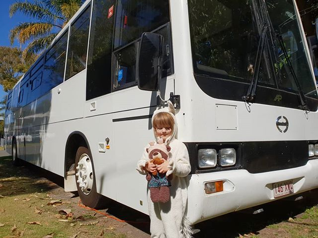We've been charged with looking after Buddy the Bear from kindergarten for a week. So 'Max' (not his real name) donned his wolf suit and gave Buddy and his sidekick mini Ted the full tour of Bronte the bus. ~ Keiran  #busconversion #buslife #bus #tinyhouse #skoolie #skoolieconversion #vanlife #offgrid #busbuild #rvlife #busnut #busrollwithit #livesmaller #nomad #happycamper #wander #wanderlust #homeiswhereyouparkit #ontheroad #buslifeaustralia #buslifeau
